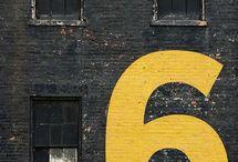 house number / by Adriana Ruiz Velasco