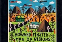 Art, Finster, Howard / by Brenda Davis