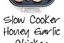 Garlic Chicken Recipes