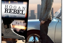 HOGAN REBEL Spring - Summer 2012 Campaign