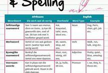 SCHOOL: Afrikaans