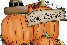 Give Thanks/Thanksgiving/Fall / . / by Pamela R. Graves