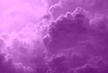 Fiolet. Violet.