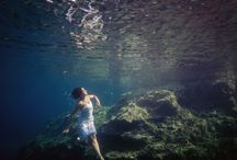 My Work - Underwater