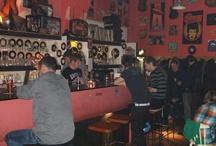 music club Jazz Rock Café in my hometown