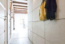 APARTAMENT KALWARYJSKA - Novi art / Projekt wnętrza apartamentu w starej kamienicy w Krakowie