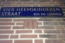 Amsterdam west vroeger / Bos en lommer, Sloterdijk Geuzeveld staatsliedenbuurt en oud, west . Gezien vanuit de Vierheemskinderenstraat 14hs  waar ik opgegroeid ben