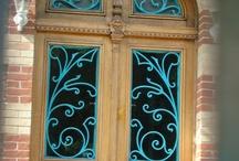 doors / by Nena Derbedrossian