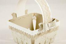 berry baskets / by Kathy Dzelzkalns