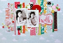 Scrapbooking Pages / by Cheryl Wheeler