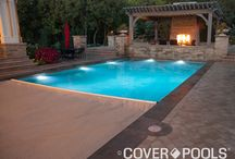 Cover of the Month / Cover-Pools cover of the month images are photos of pool covers submitted by Cover-Pools dealers illustrating the many options and benefits of using Automatic Pool Covers on a swimming pool.