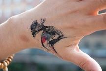 Tattoos & Piercings / by Mackenzie Gregory
