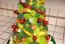 Veggies edible style