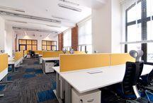 Biuro branży IT / Realizacja biura branży IT w kamienicy