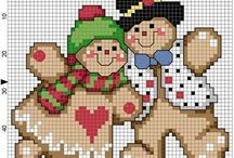 crosstitch christmas