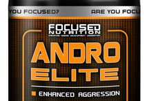 ANDRO ELITE BY FOCUSED NUTRITION