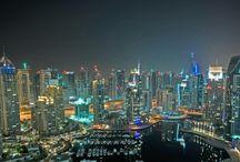 UAE  United Arab Emirates / by Wim Gillich