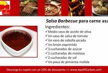Cómo preparar salsas
