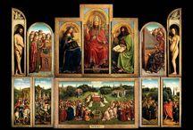 painting -van eyck