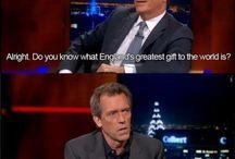 Stephen Colbert / by Estefania Vallejo