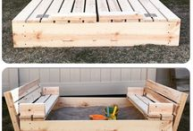 Kids - DIY outdoor