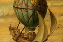 balloon / mongolfiere