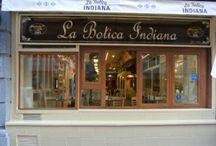 Nueva imagen para la Botica Indiana de la calle Jovellanos de Oviedo / Reabrimos La Botica Indiana de la calle Jovellanos de Oviedo con nueva imagen. ¿Os gusta?
