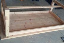 Ze dřeva / nápady na výrobky ze dřeva
