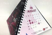 Visha World Calendar, 2017!