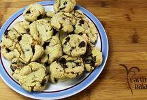 Biccies / Vegan biscuits (cookies for americans)