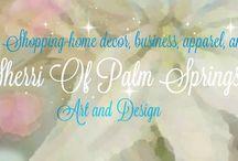 Sherrri's Of Palm Springs / Misc- home-decor, art, fun things, apparel,