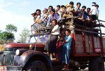 Birma - Burma - 1979 / Wyprawa Jacka Pałkiewicza do Birmy w 1979. http://palkiewicz.com/ekspedycje/birma/ ● Jacek Palkiewicz expedition to Burma in 1979. http://en.palkiewicz.com/expeditions/burma/