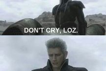 Remnant Brothers / Final Fantasy VII.