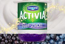 Activia - #ThePerfectFusion / Mirtillo & Açaí, #ThePerfectFusion. Prova #fruitFUSION, la novità di #Activia! / by Activia Italia