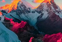 Mountains / by Jeannie Moyer