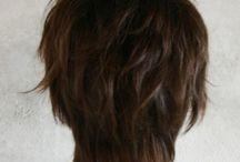 Modèles coiffure