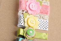Baby Hair clips