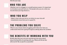Personal Branding Checklists