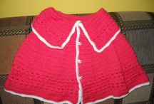 my crochet baby clothes / handmade crochet