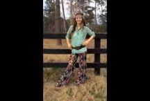 Fashion Videos...How to style your wardrobe! / These videos will teach you how to take simple pieces of clothing and create a style of your own.  / by Rhinestone Leopard Boutique