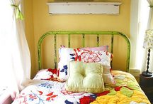 Bedrooms / by Amy Petit
