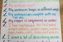 Education- Writing