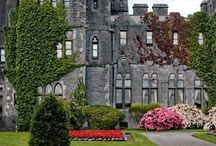 Amazing Ashford Castle. Pleasure of staying there in 1991