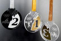 Trofees & Medaljes
