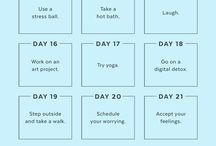 21 day challenges
