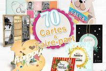Pack « 70 Cartes et faire-part »