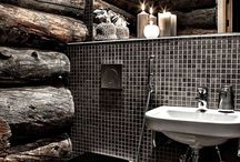 Kylpyhuoneet,saunat