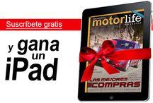 Concursos y Sorteos / Promociones y regalos en MotorLife Magazine