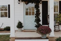 Rustic/Farmhouse Christmas Ideas