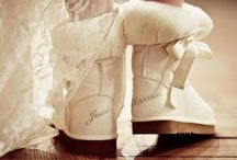 Shoes wit juist married of names